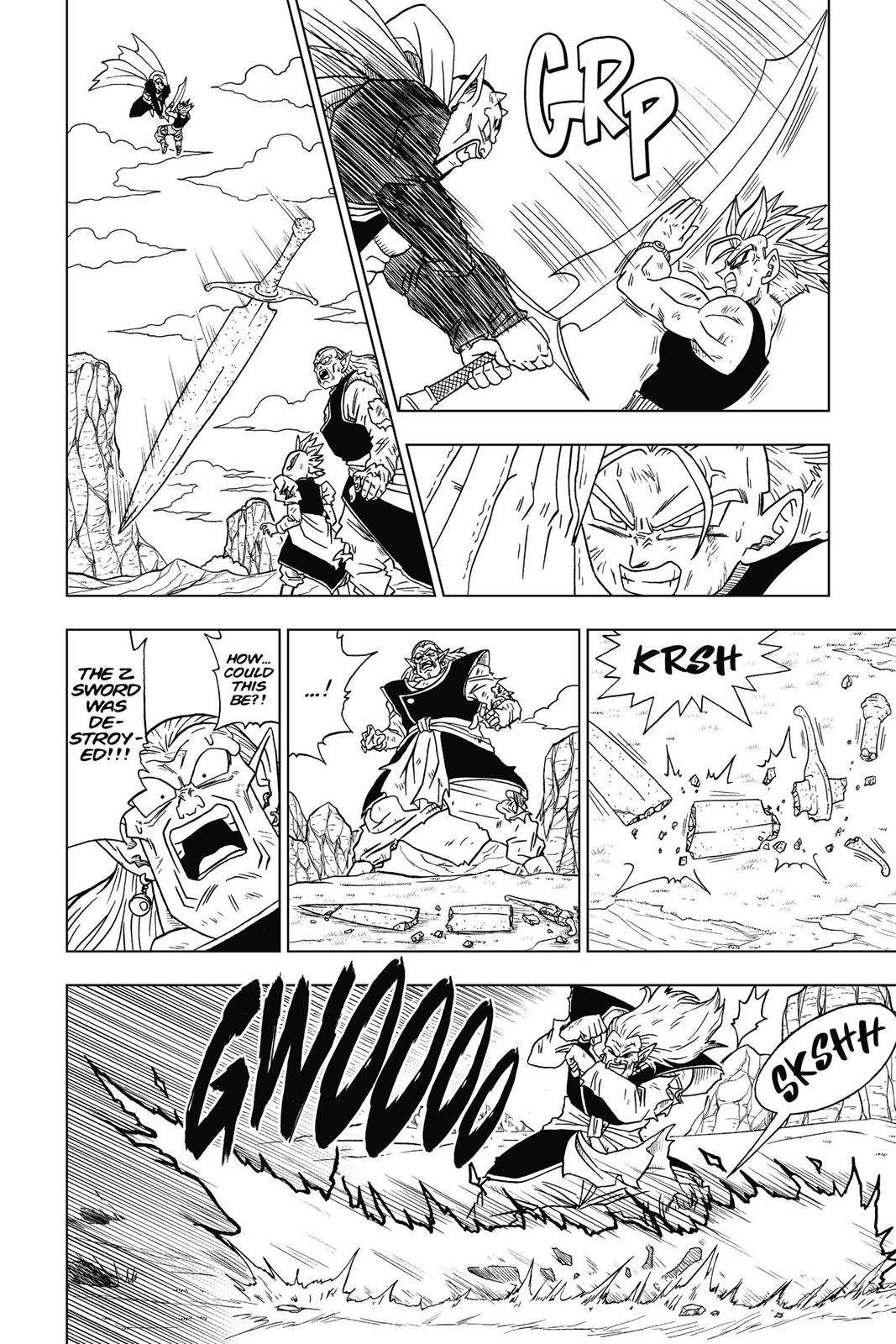 Dragon Ball Super Chapter 16 Page 13