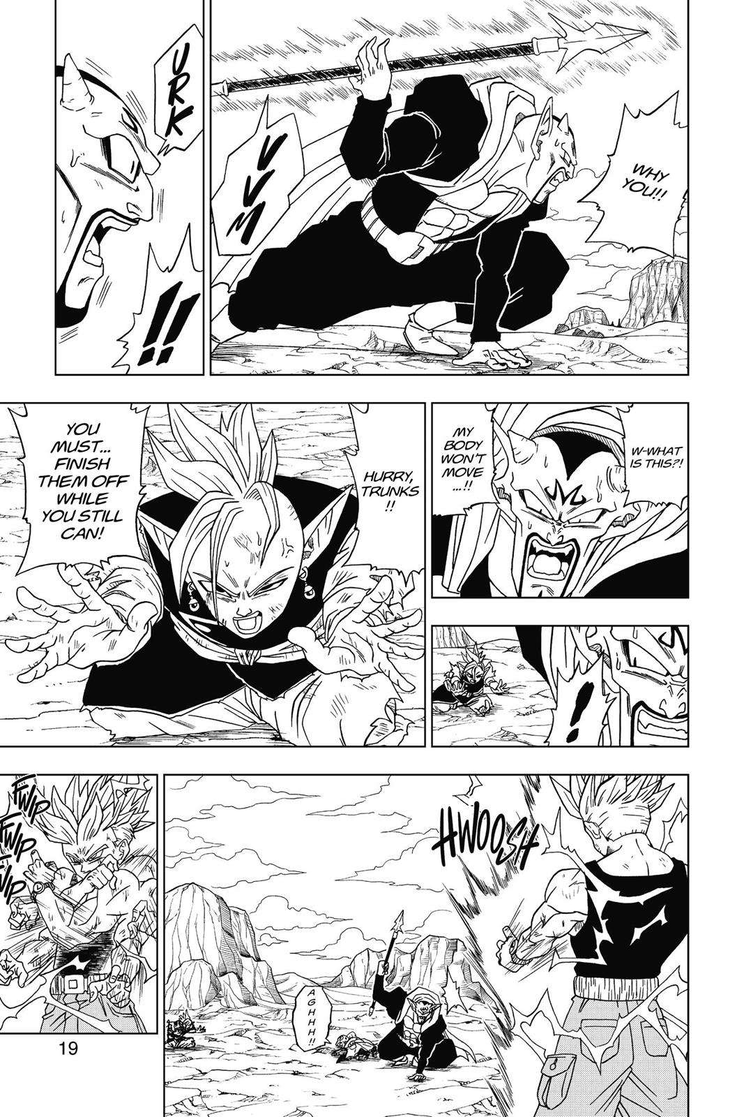 Dragon Ball Super Chapter 16 Page 20