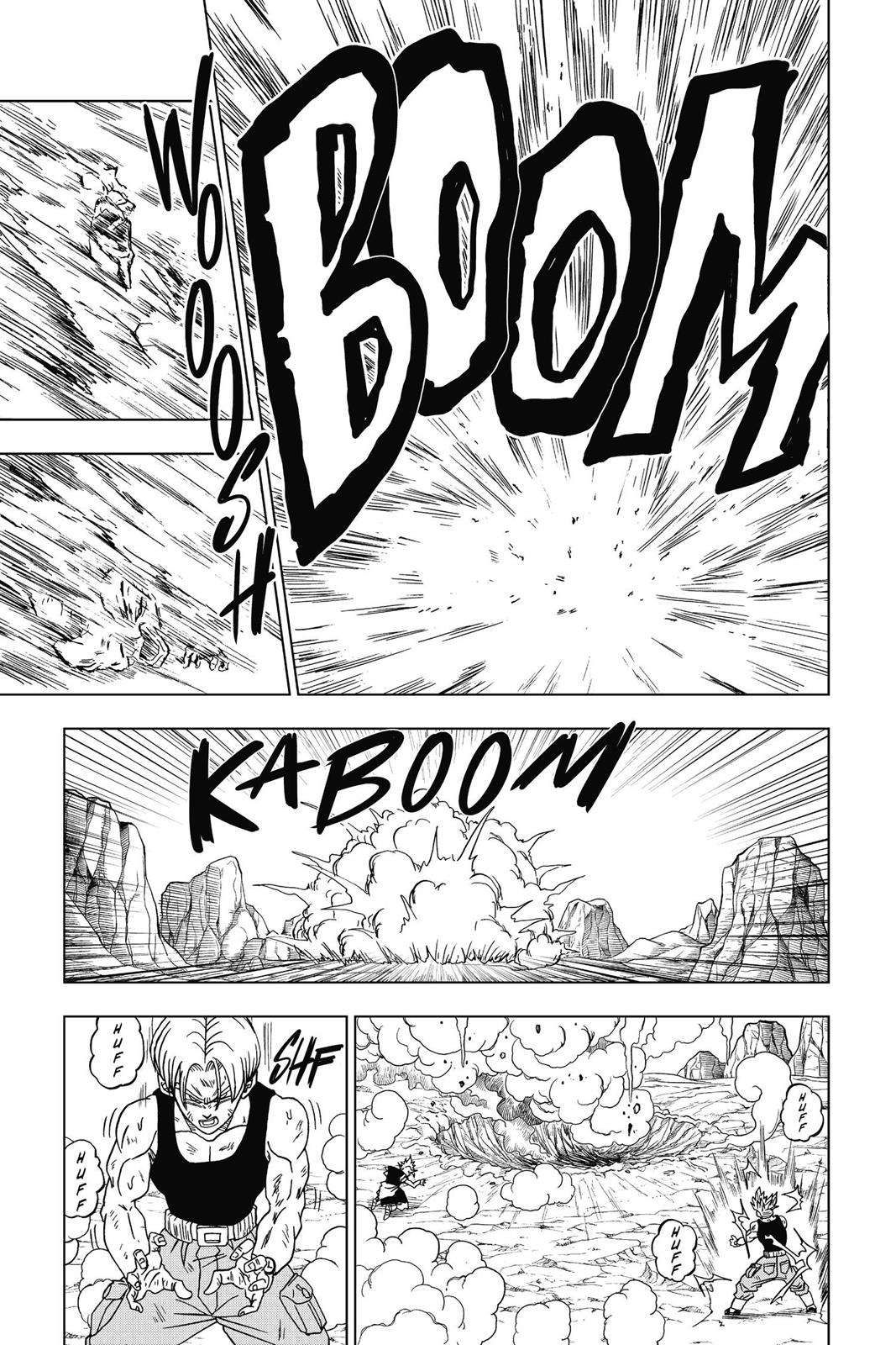 Dragon Ball Super Chapter 16 Page 22