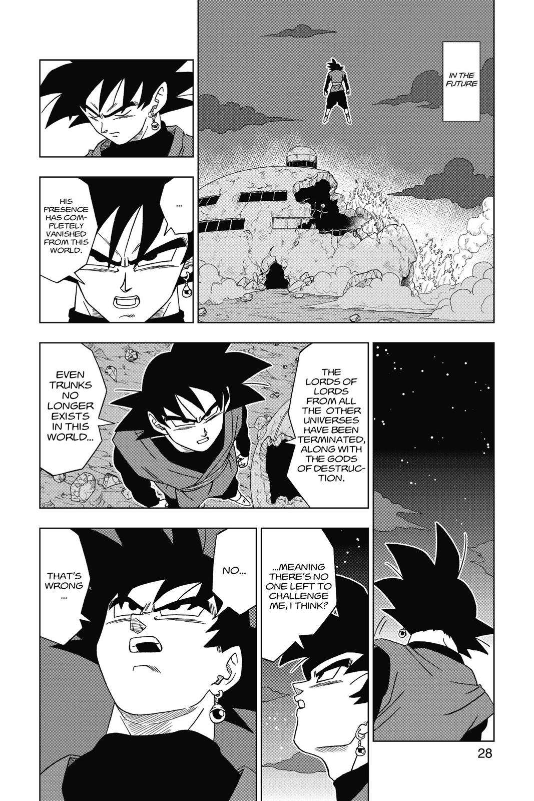 Dragon Ball Super Chapter 16 Page 29