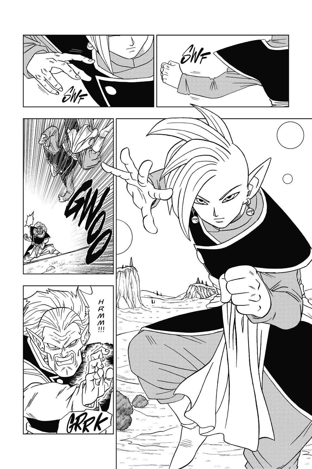 Dragon Ball Super Chapter 16 Page 35