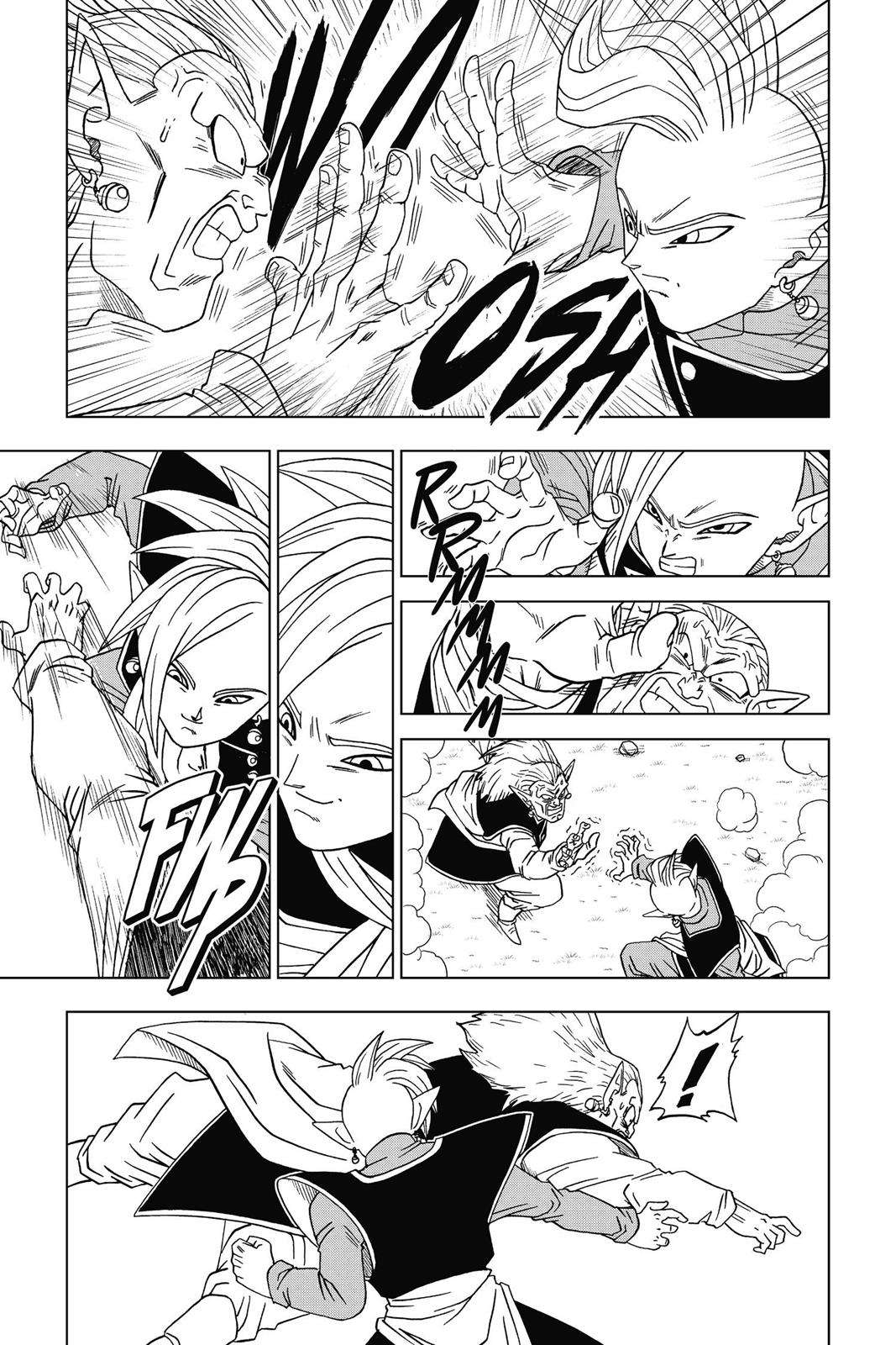 Dragon Ball Super Chapter 16 Page 38