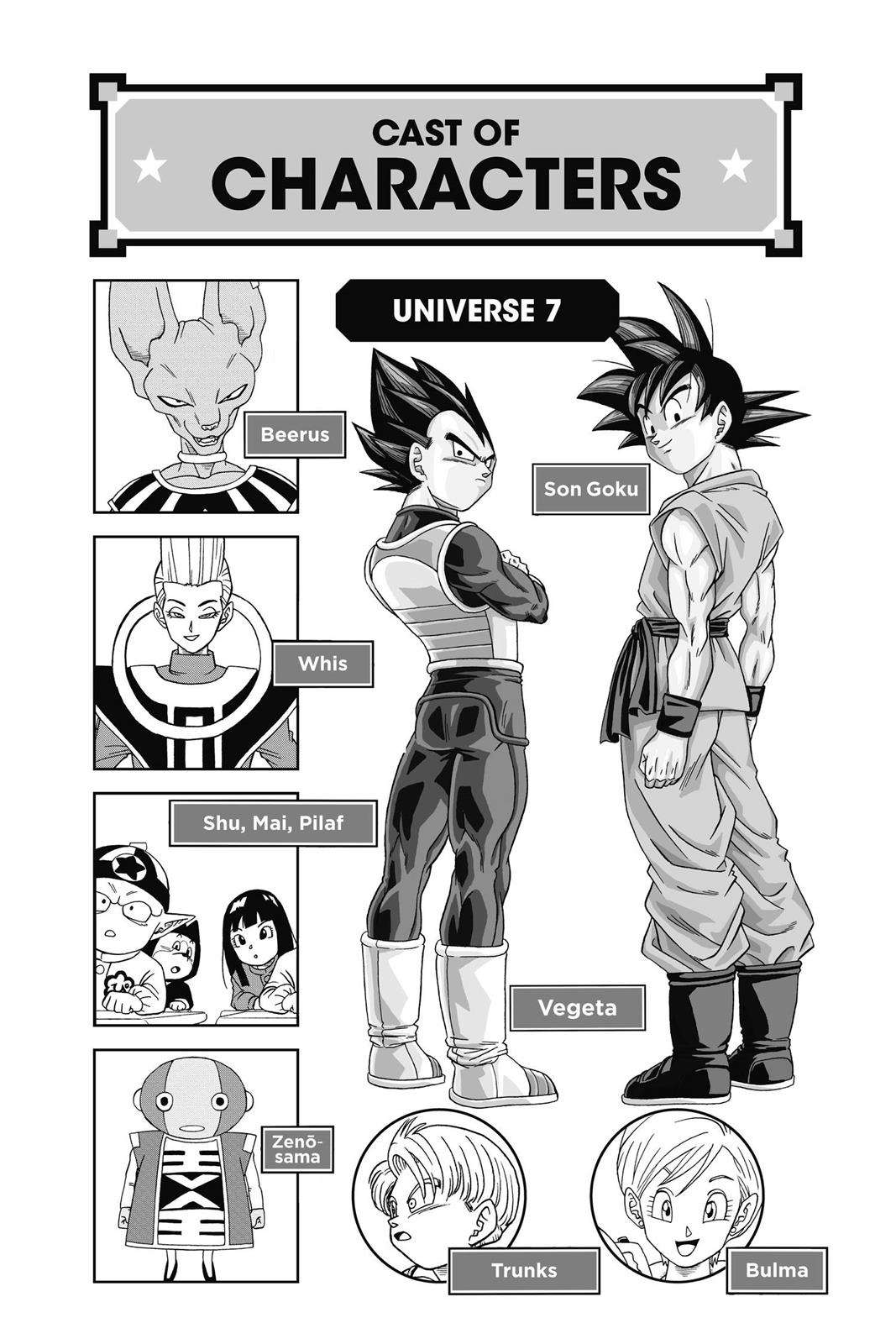 Dragon Ball Super Chapter 16 Page 5