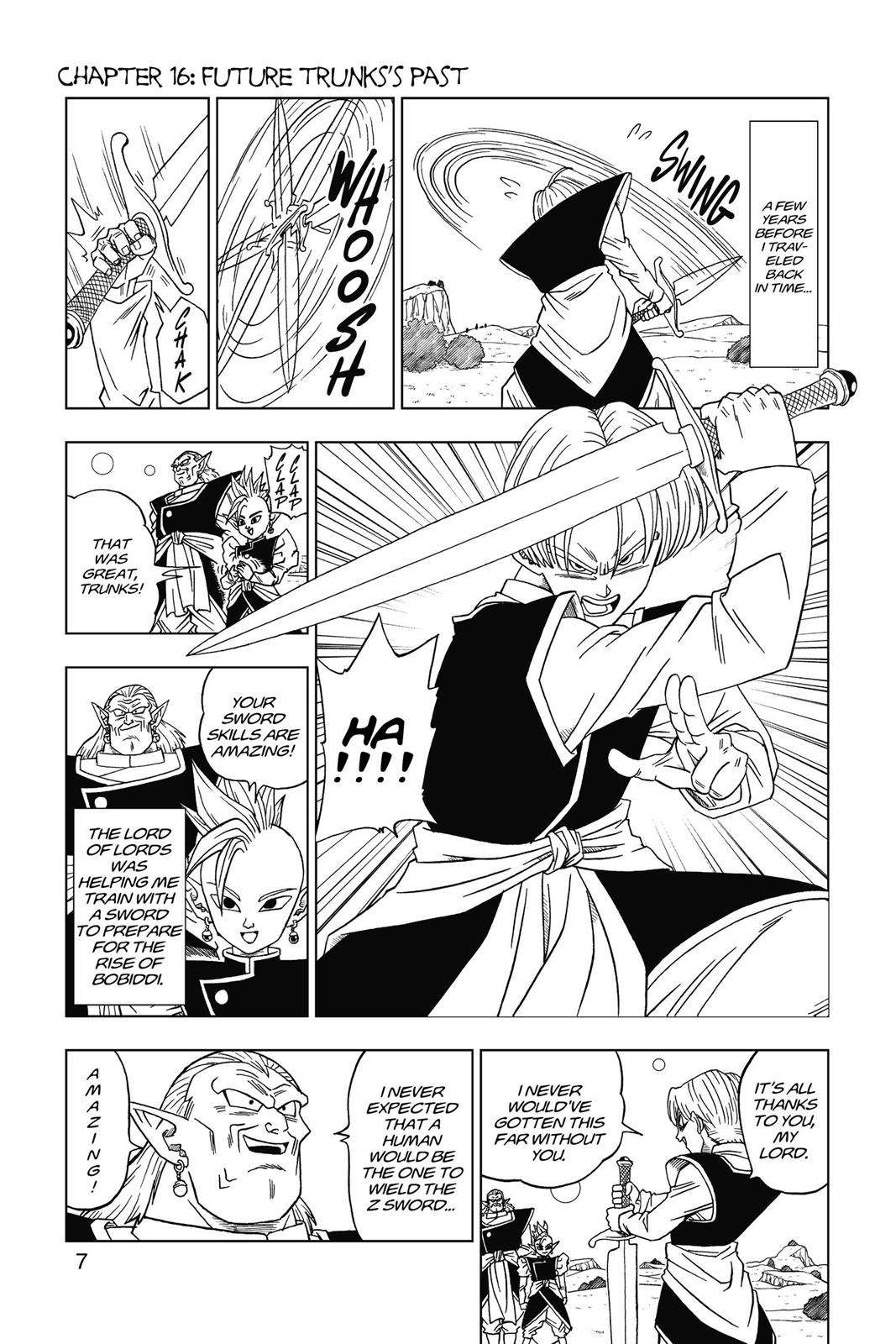 Dragon Ball Super Chapter 16 Page 8