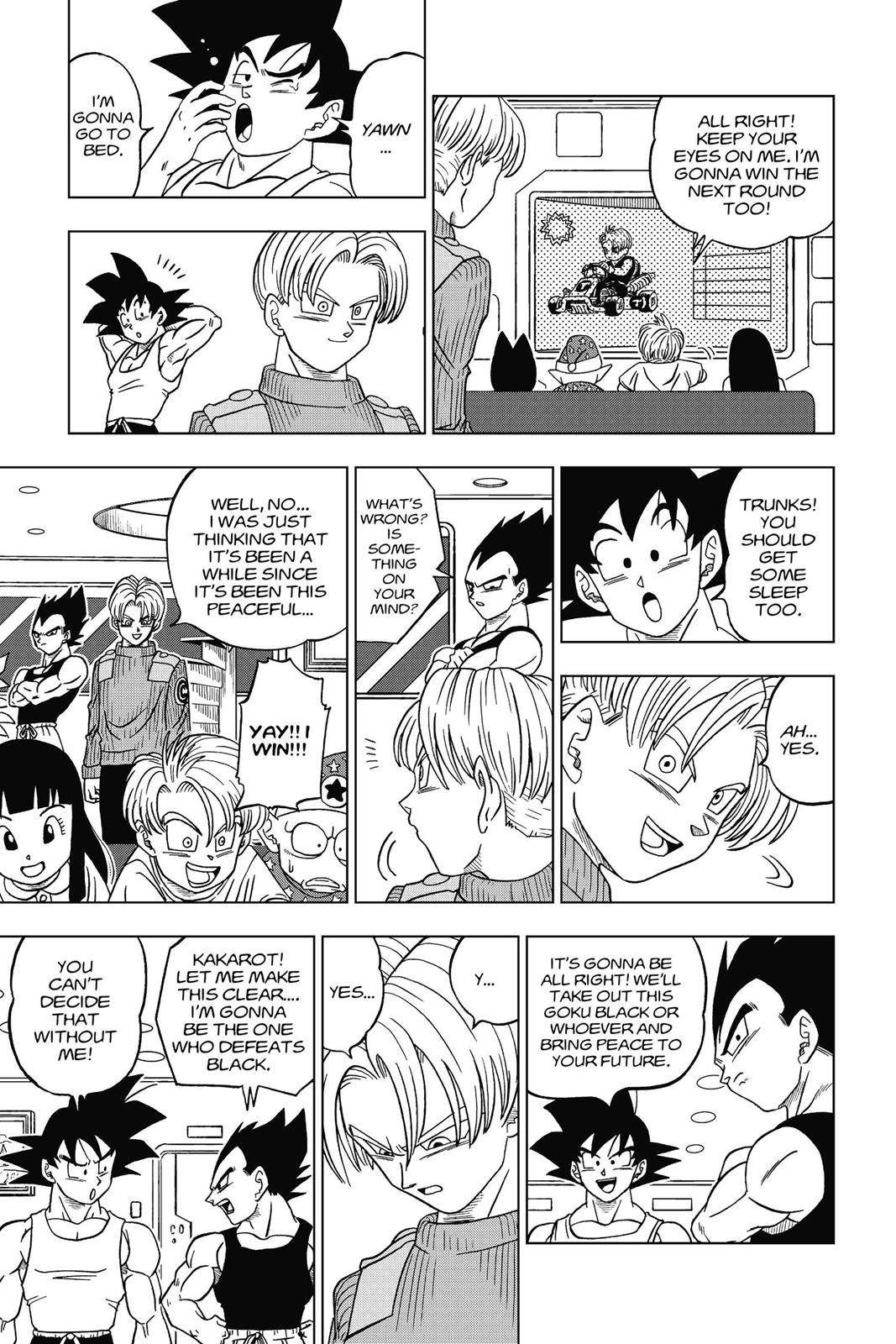 Dragon Ball Super Chapter 17 Page 25