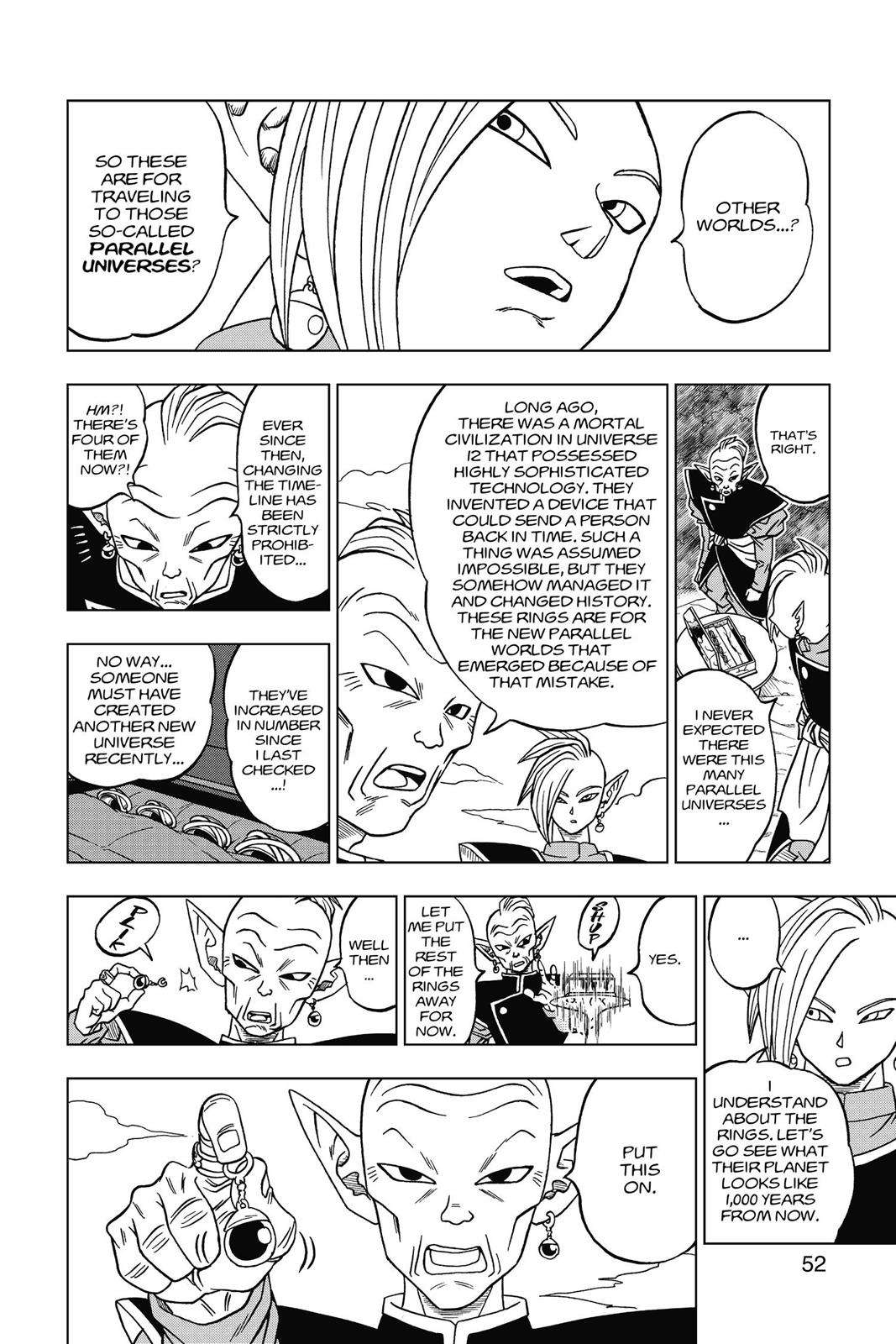 Dragon Ball Super Chapter 17 Page 6