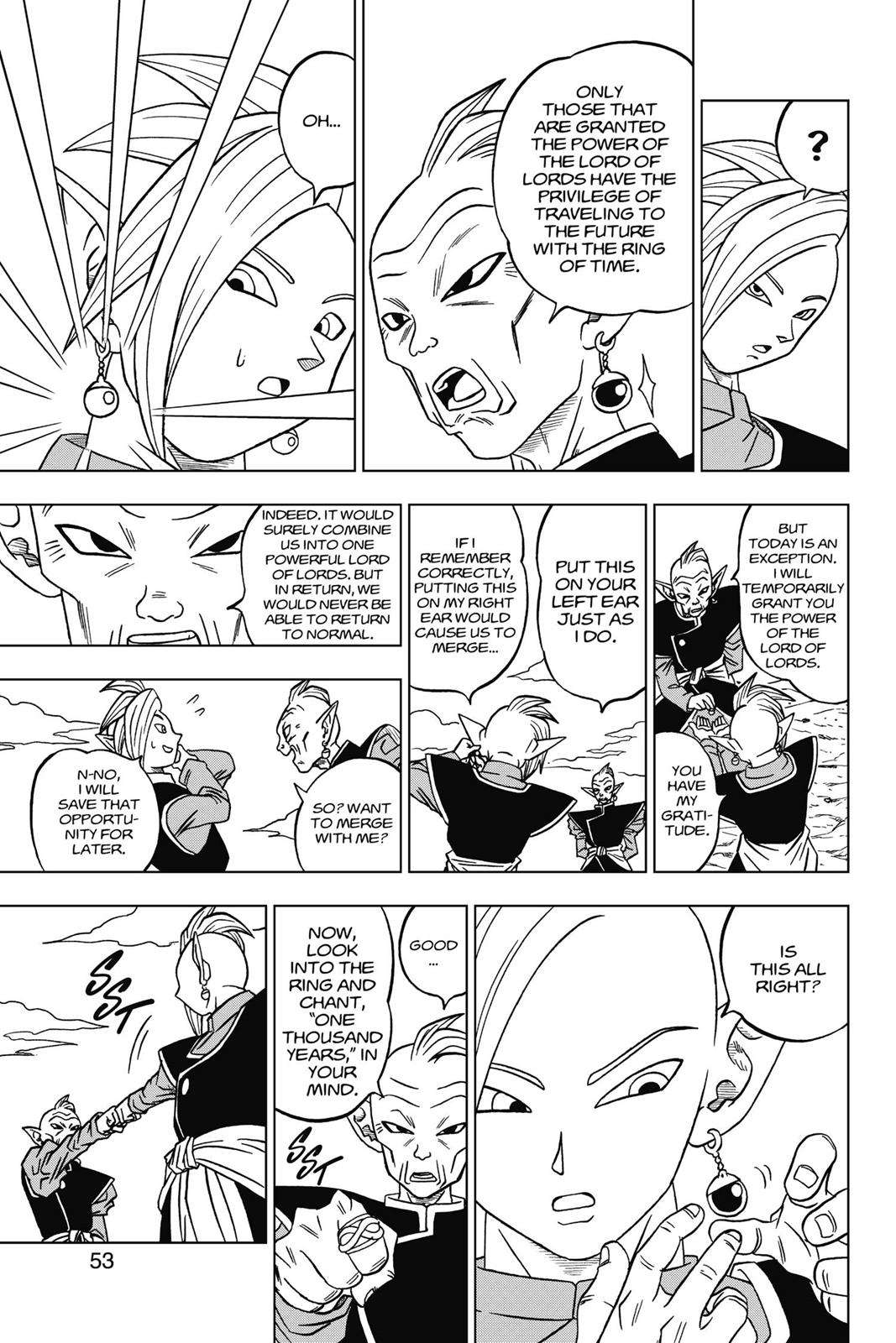 Dragon Ball Super Chapter 17 Page 7