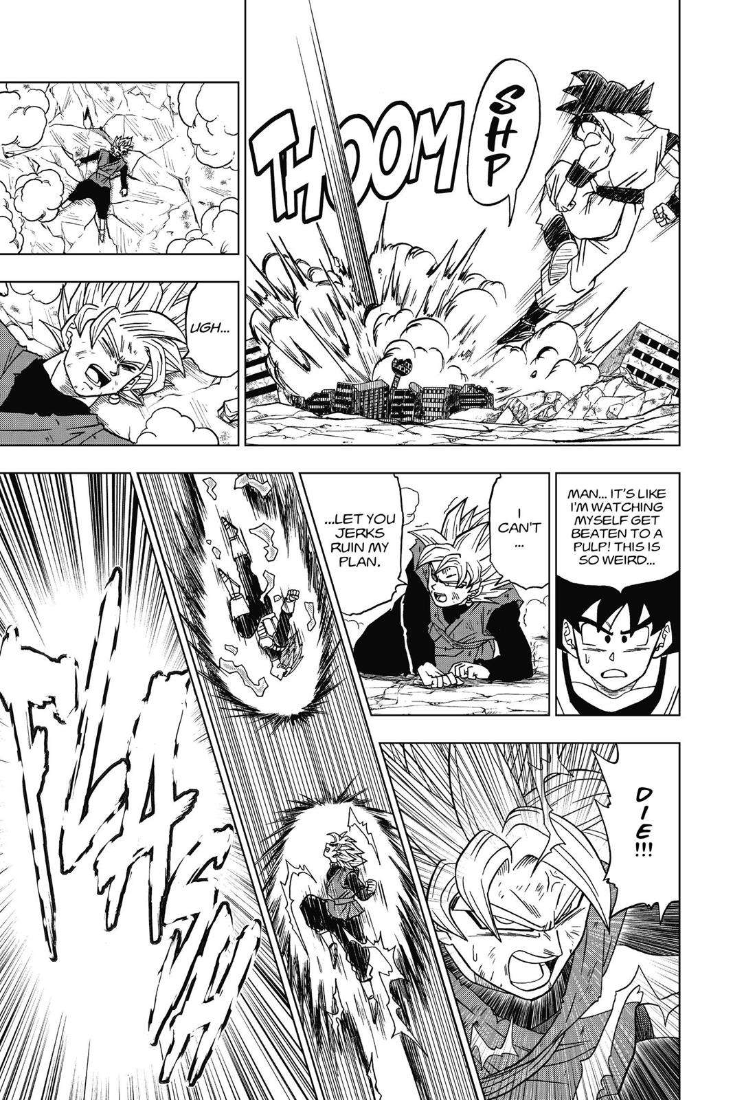 Dragon Ball Super Chapter 19 Page 17