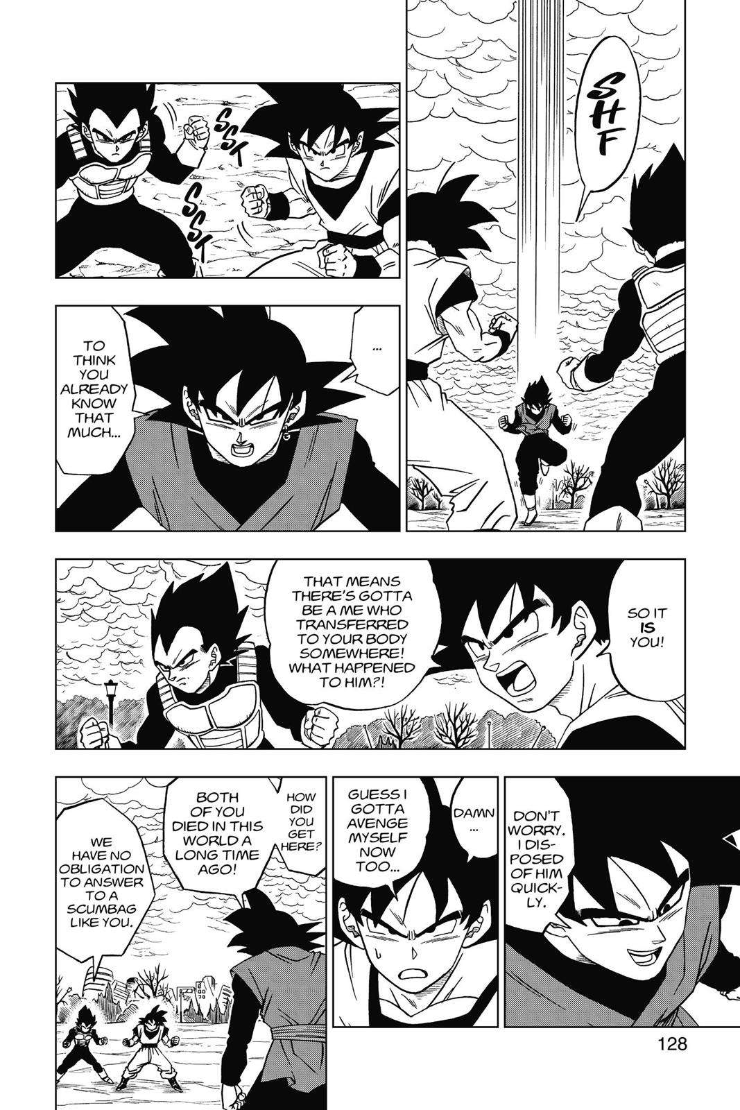 Dragon Ball Super Chapter 19 Page 2