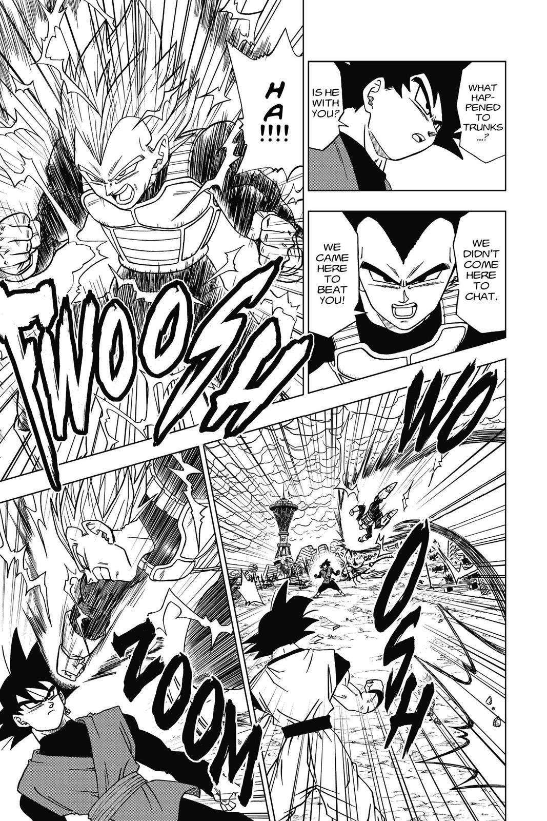 Dragon Ball Super Chapter 19 Page 3