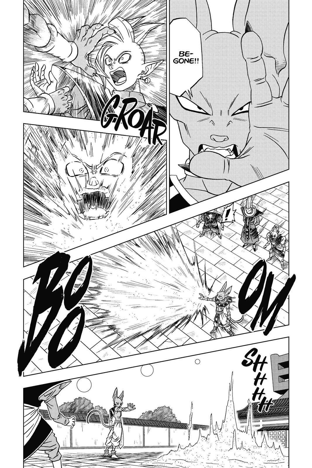Dragon Ball Super Chapter 19 Page 30