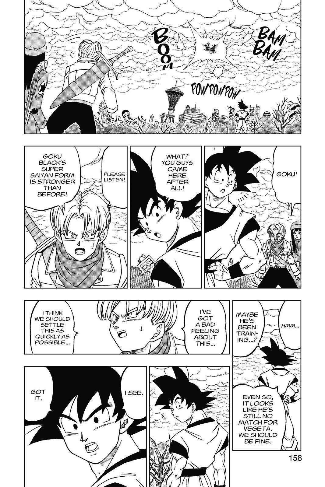 Dragon Ball Super Chapter 19 Page 32