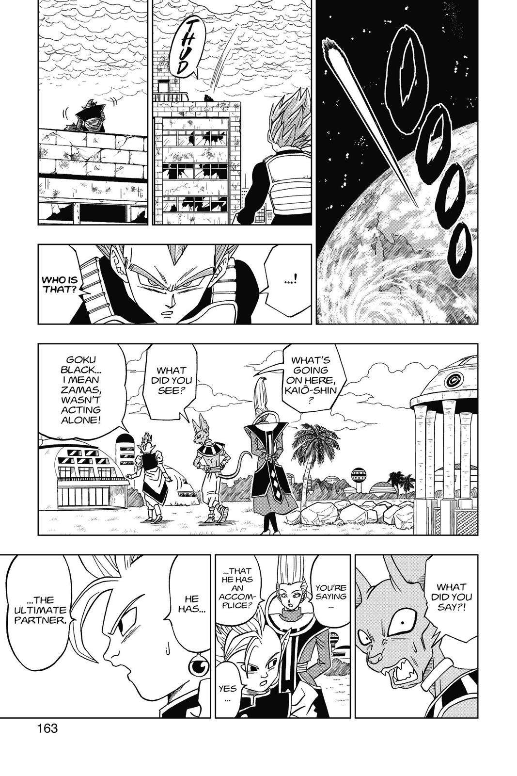 Dragon Ball Super Chapter 19 Page 37