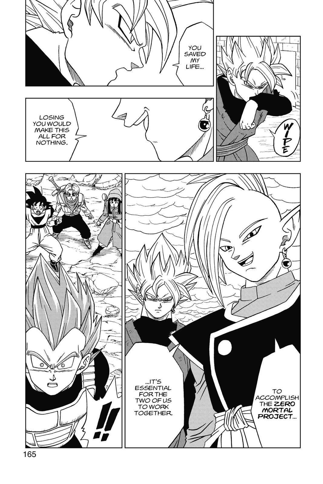 Dragon Ball Super Chapter 19 Page 39