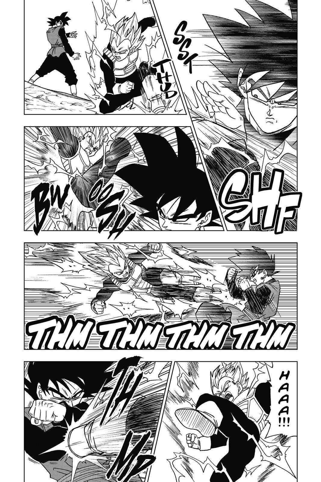 Dragon Ball Super Chapter 19 Page 4