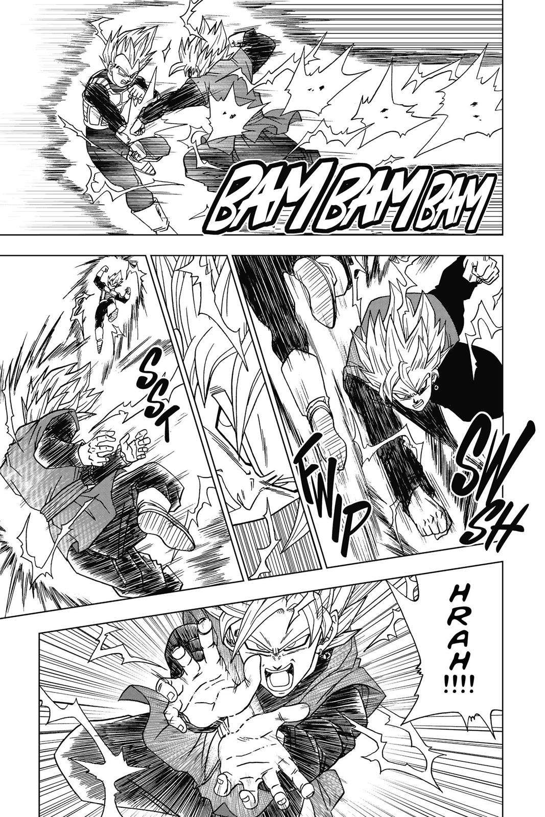 Dragon Ball Super Chapter 19 Page 7