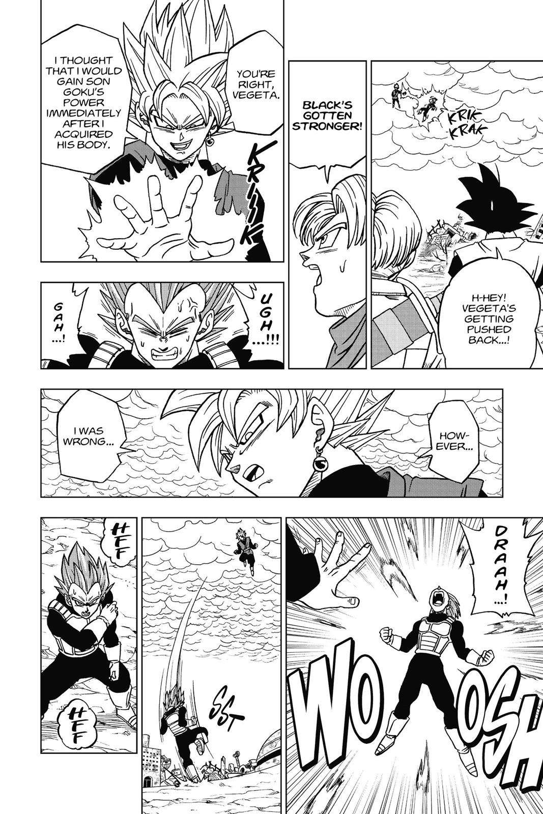 Dragon Ball Super Chapter 20 Page 10