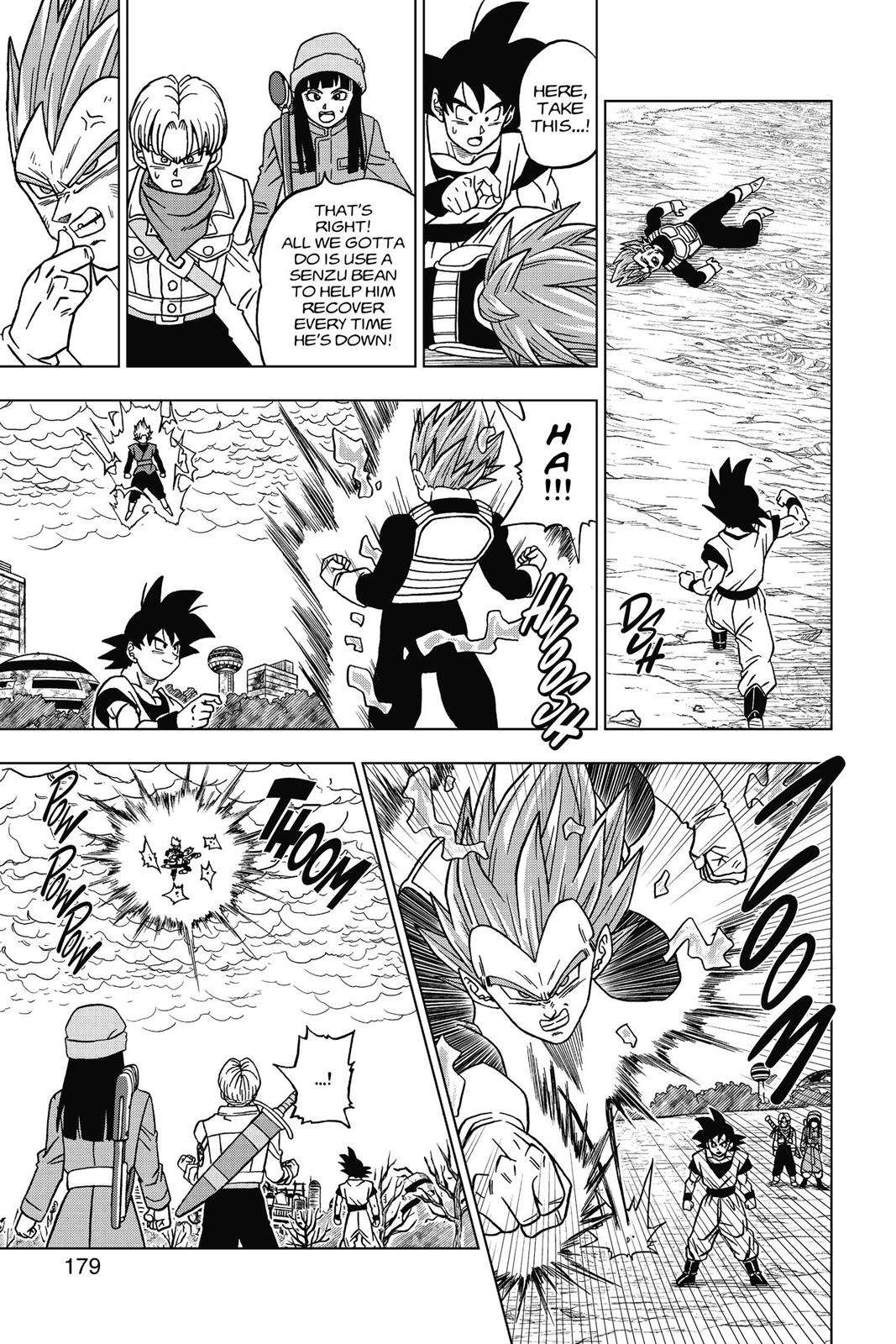 Dragon Ball Super Chapter 20 Page 13