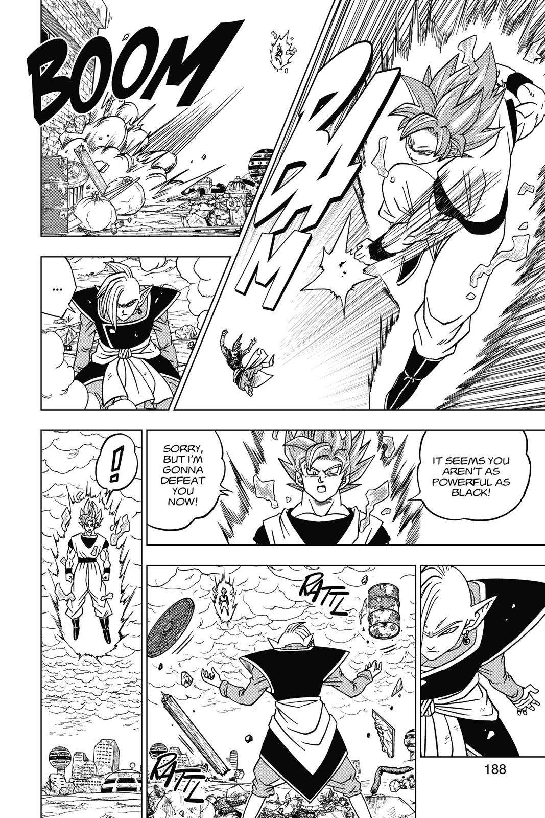 Dragon Ball Super Chapter 20 Page 22
