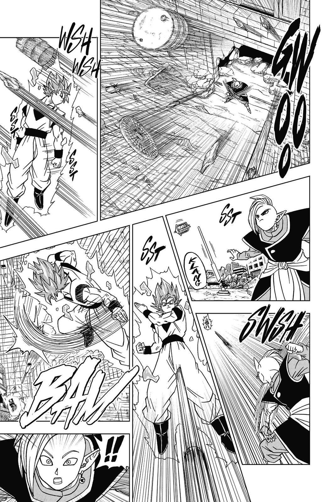 Dragon Ball Super Chapter 20 Page 23