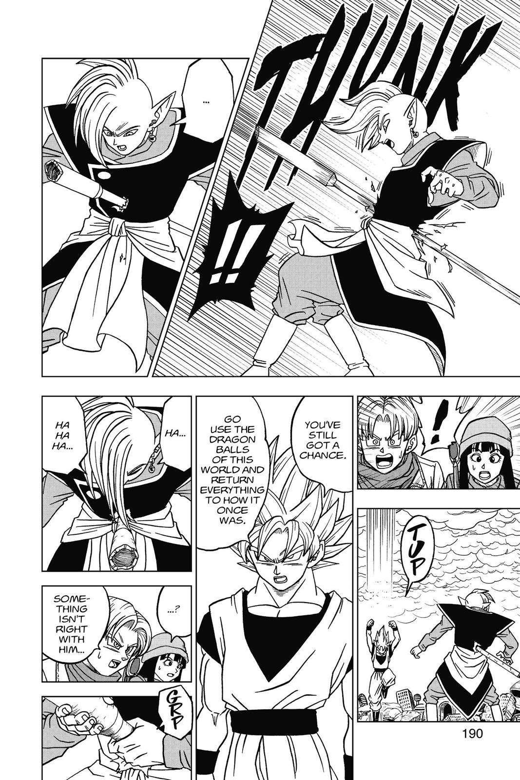 Dragon Ball Super Chapter 20 Page 24