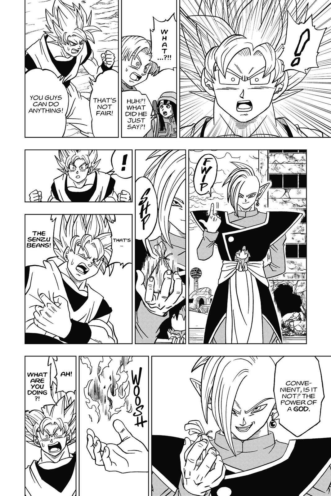 Dragon Ball Super Chapter 20 Page 26