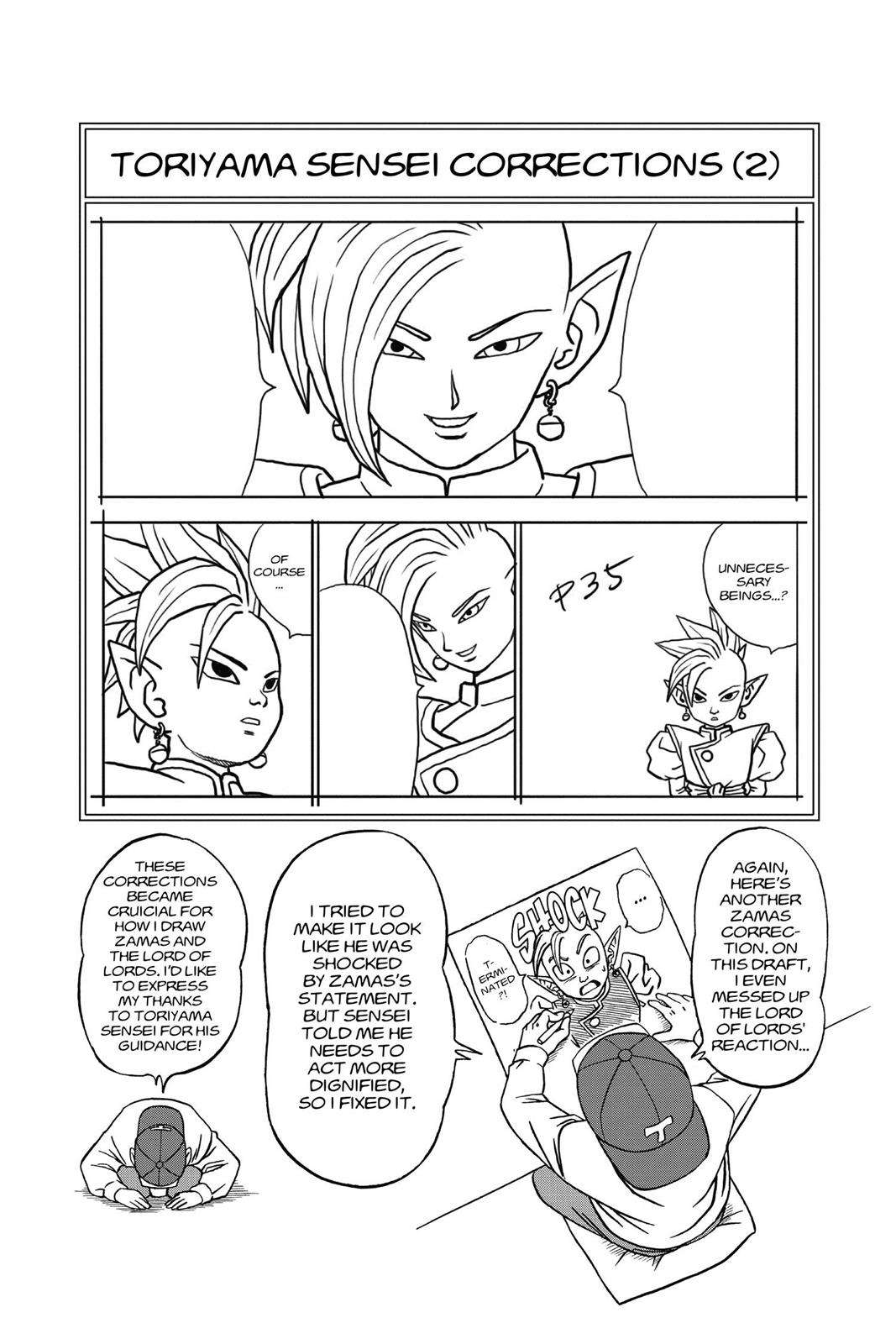 Dragon Ball Super Chapter 20 Page 41