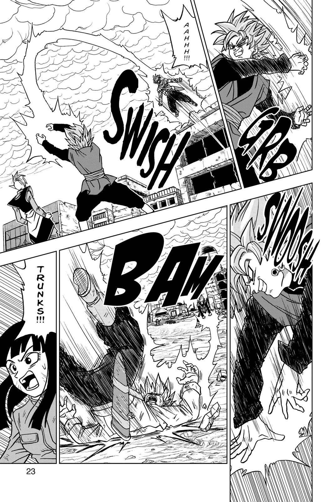 Dragon Ball Super Chapter 21 Page 24