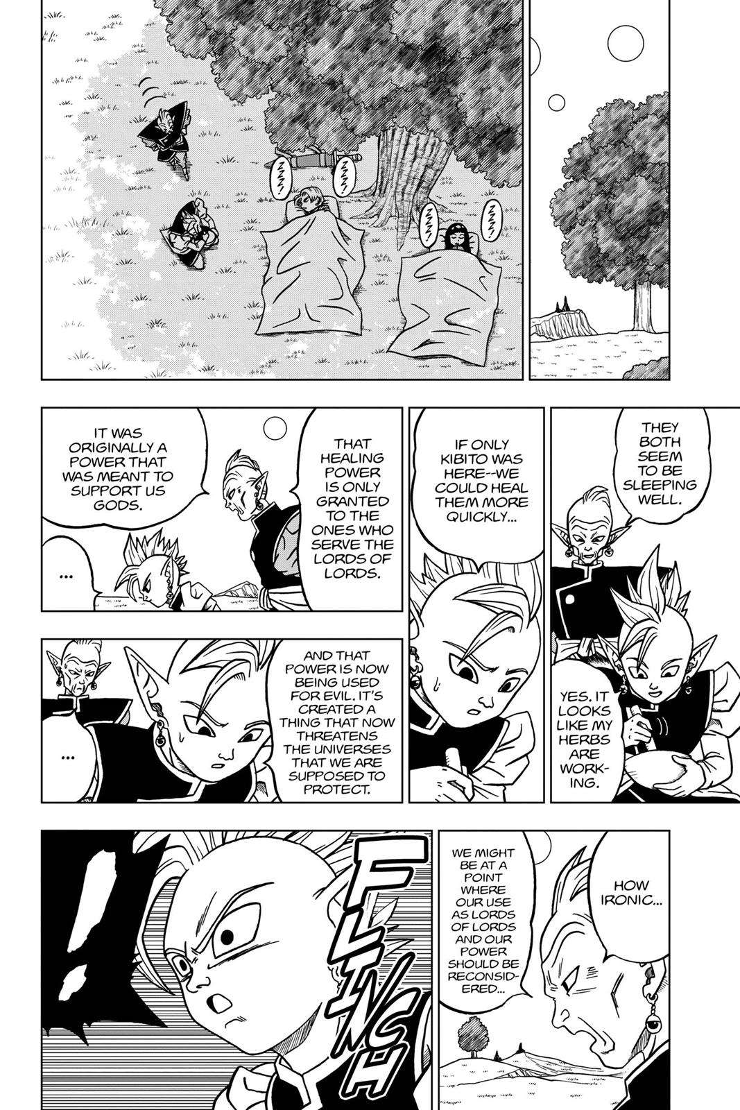 Dragon Ball Super Chapter 21 Page 39