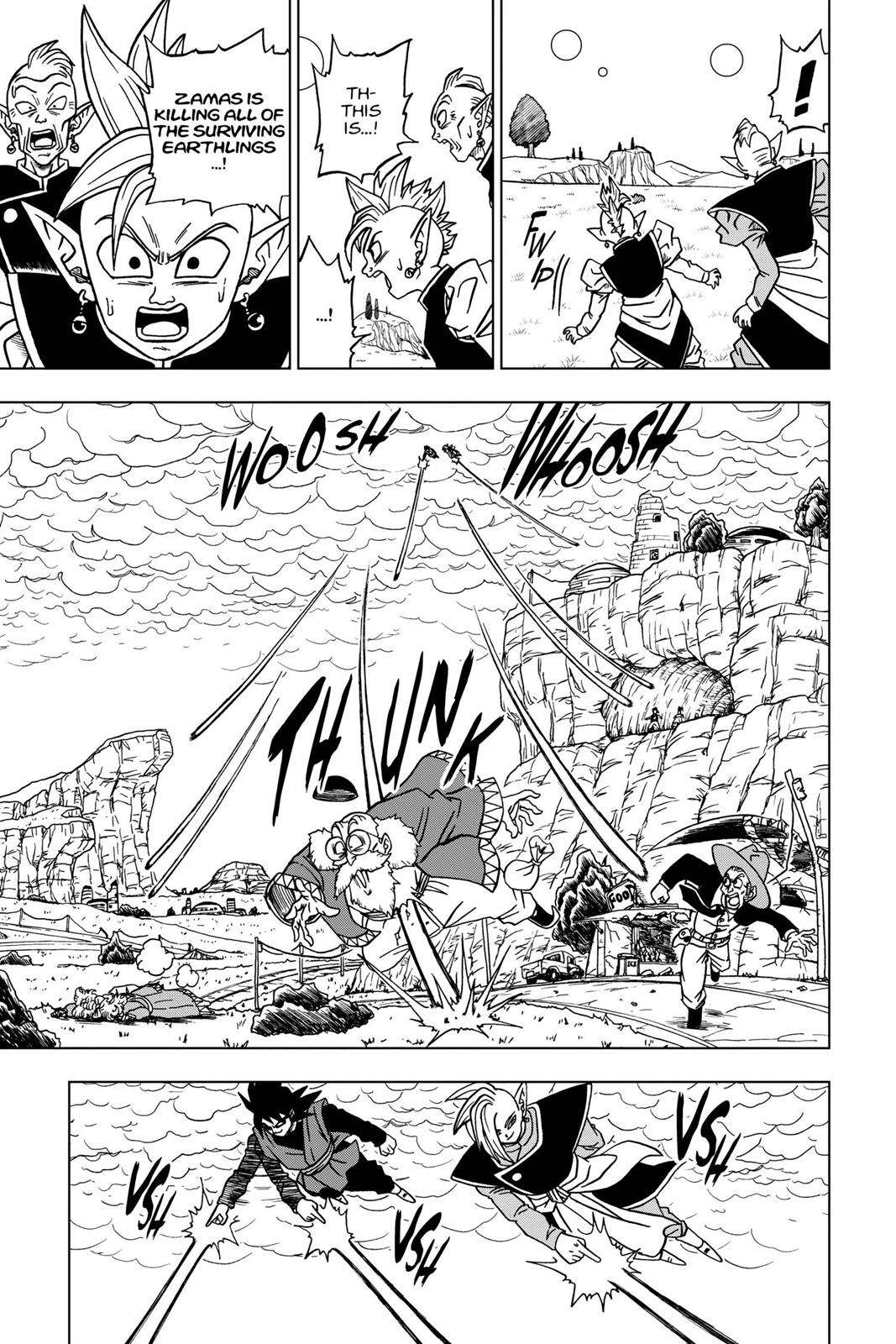 Dragon Ball Super Chapter 21 Page 40