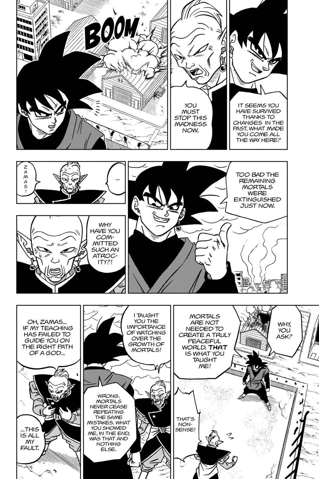 Dragon Ball Super Chapter 21 Page 43