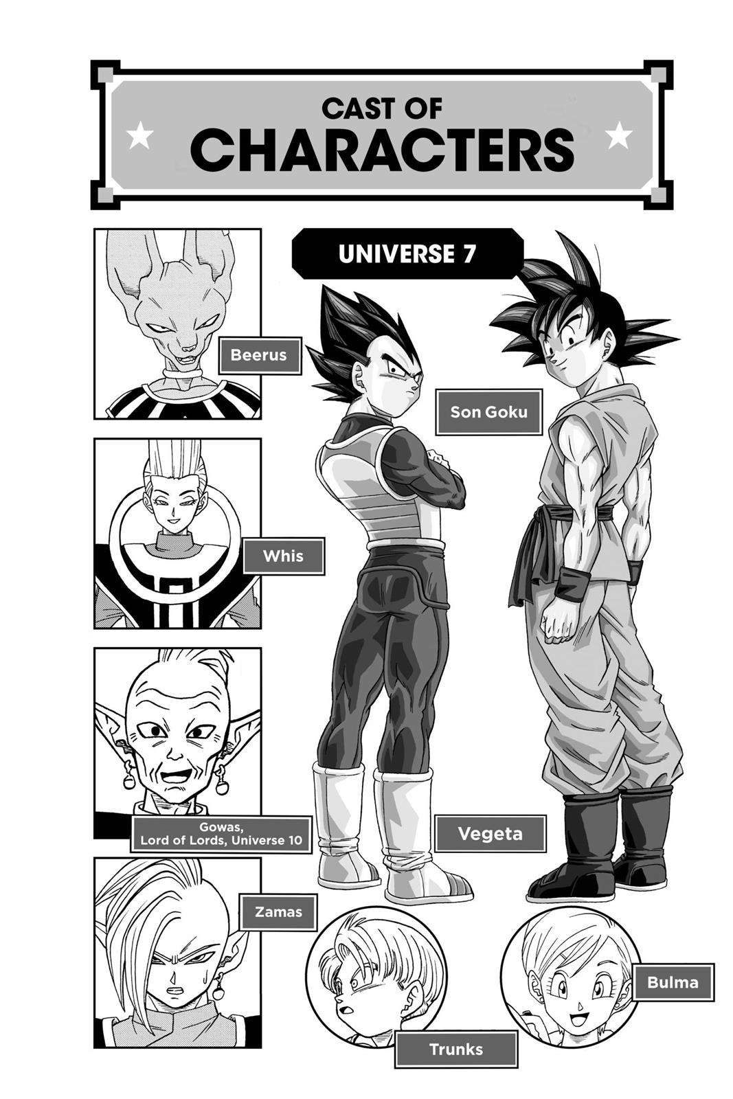 Dragon Ball Super Chapter 21 Page 5