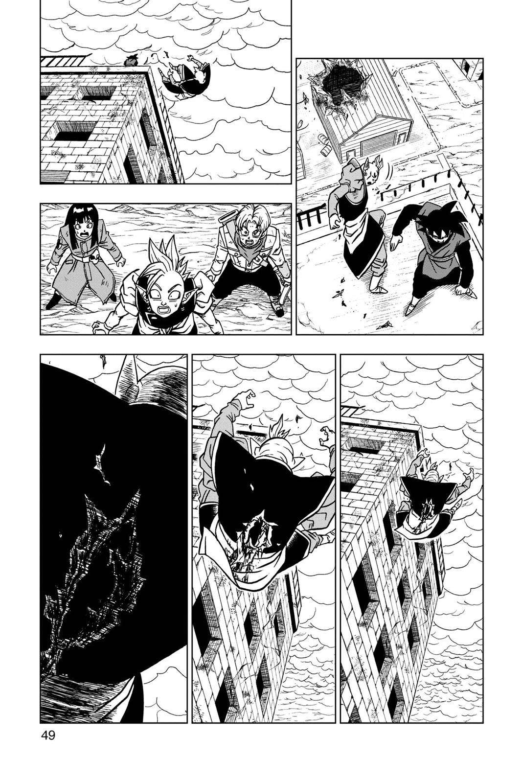 Dragon Ball Super Chapter 21 Page 50