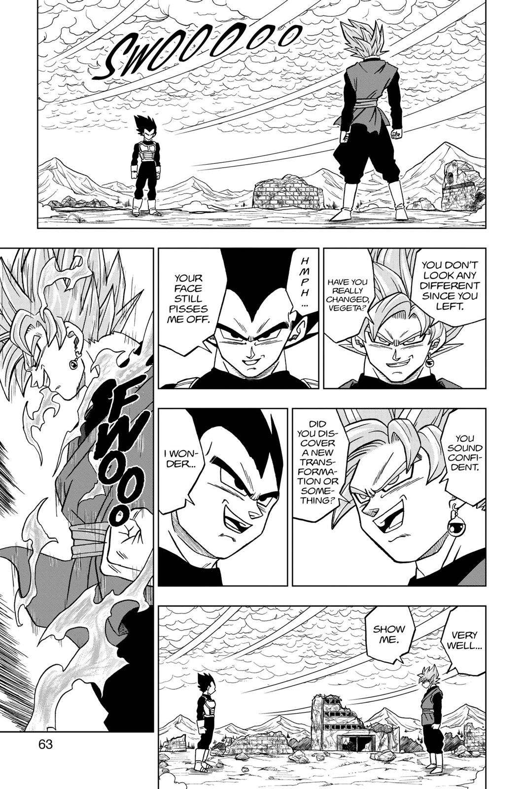 Dragon Ball Super Chapter 22 Page 11