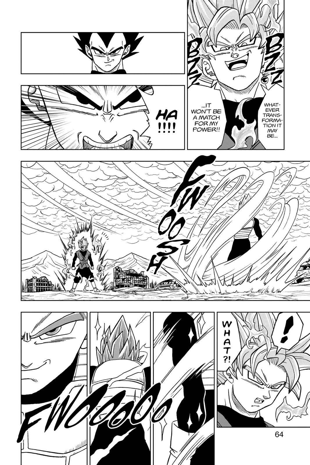 Dragon Ball Super Chapter 22 Page 12