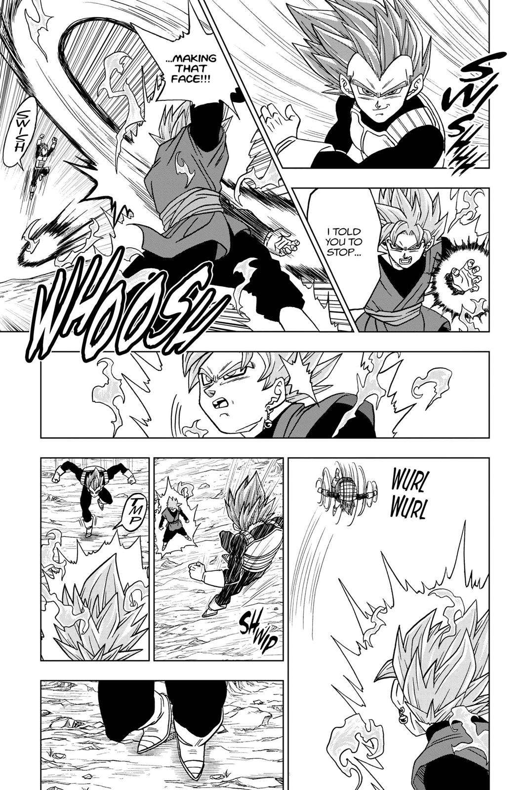 Dragon Ball Super Chapter 22 Page 15