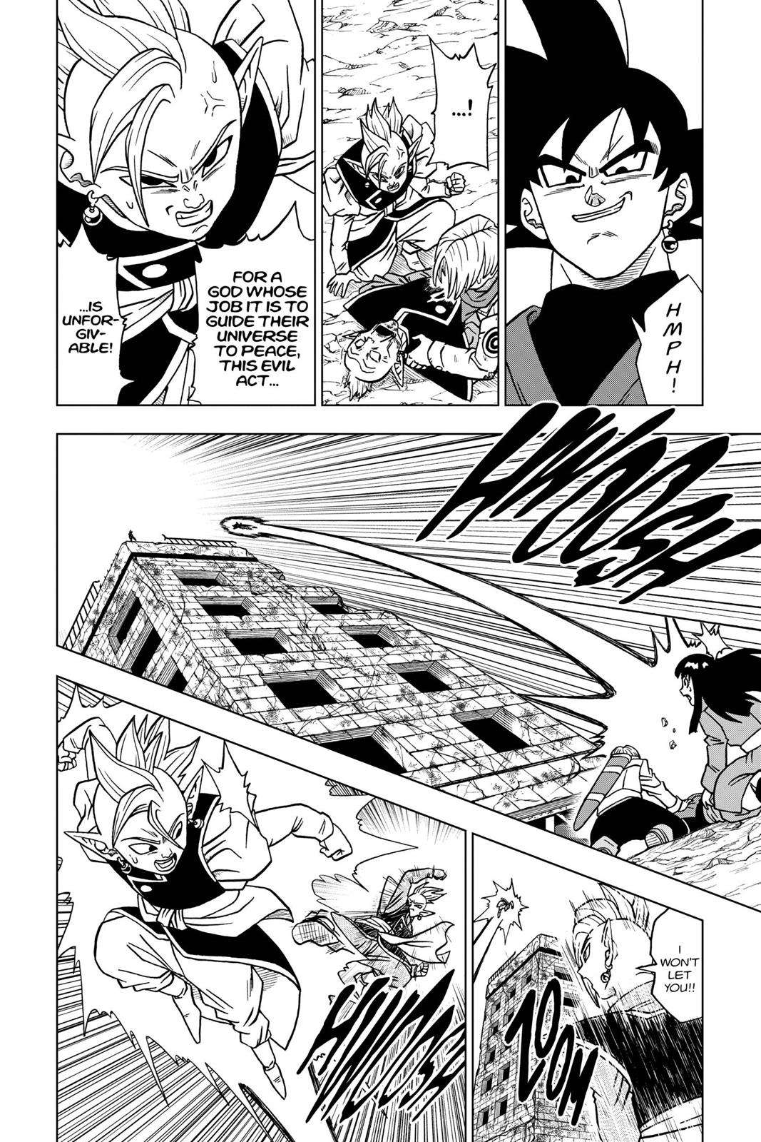 Dragon Ball Super Chapter 22 Page 2