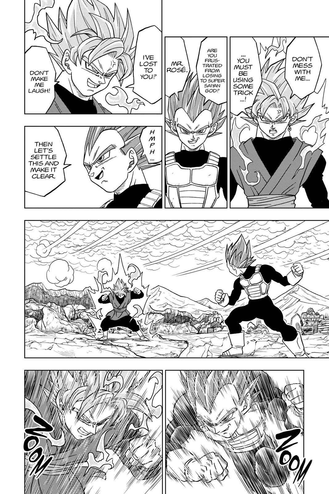 Dragon Ball Super Chapter 22 Page 20