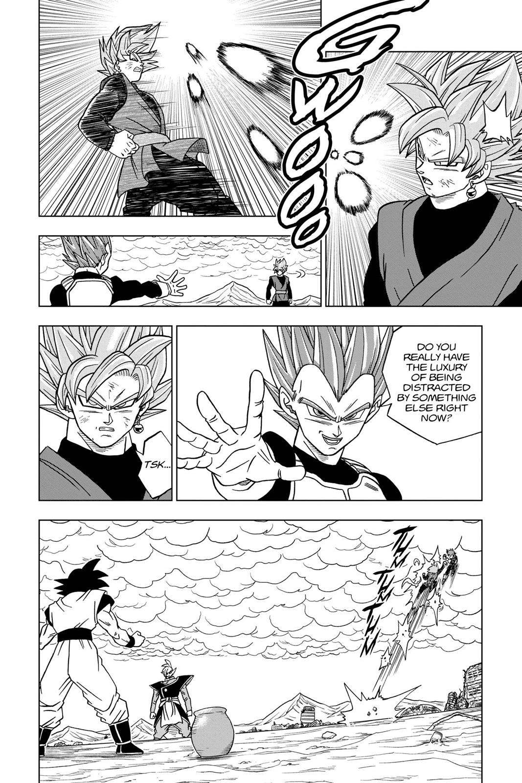 Dragon Ball Super Chapter 22 Page 28