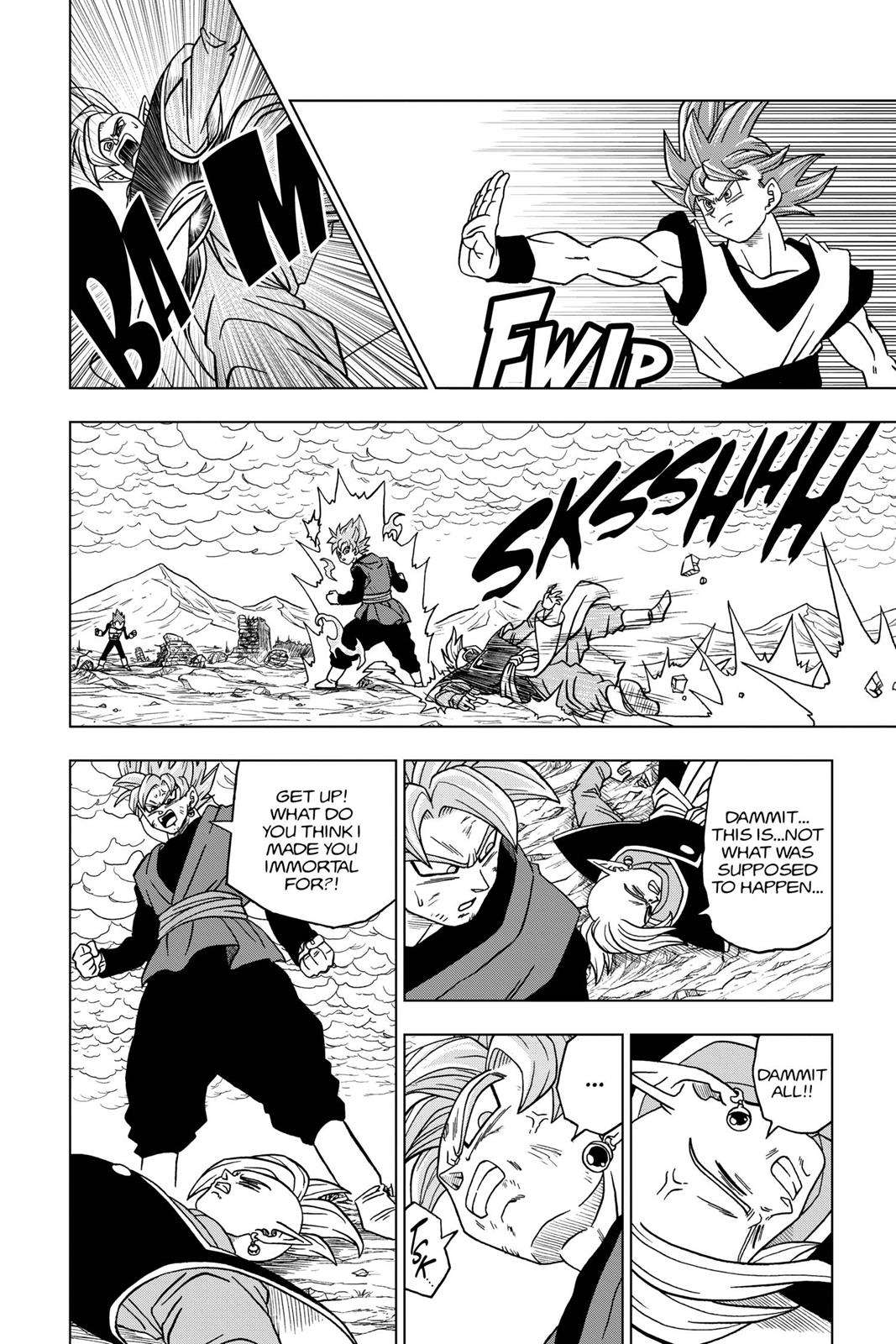 Dragon Ball Super Chapter 22 Page 40