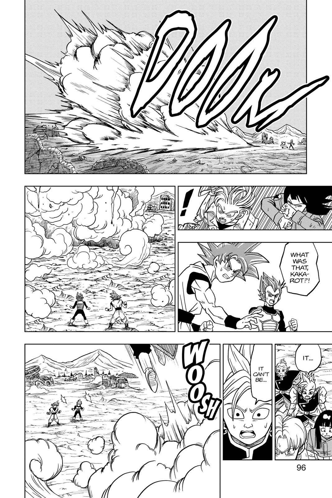 Dragon Ball Super Chapter 22 Page 44