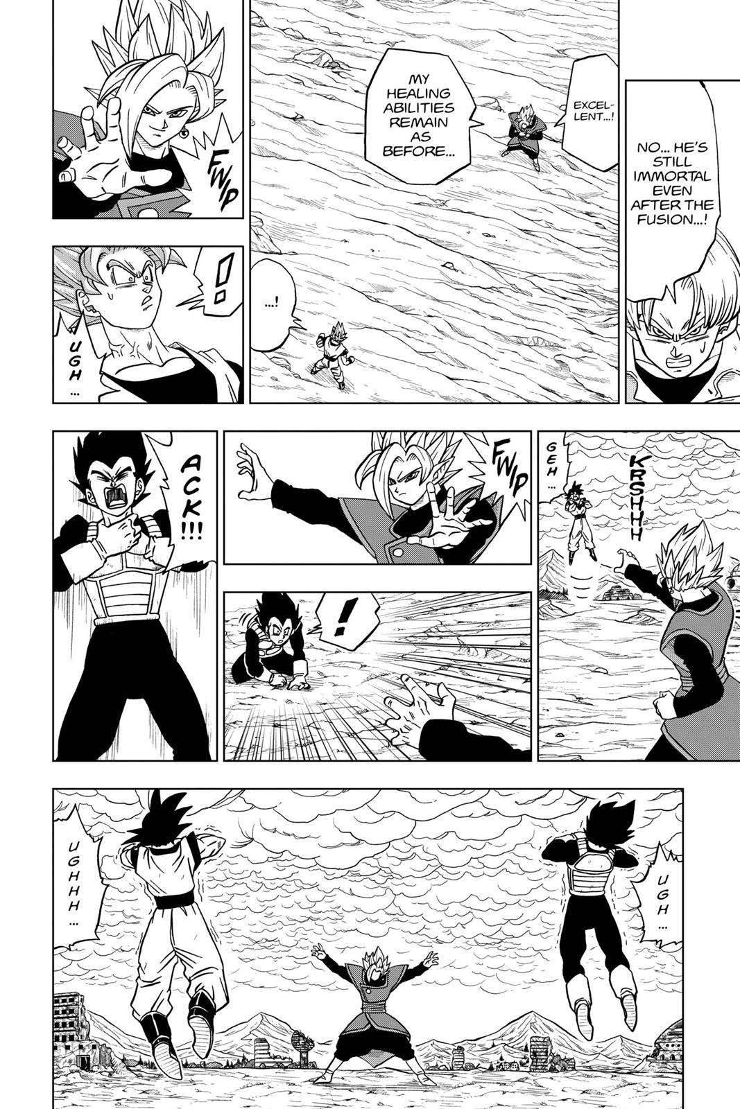 Dragon Ball Super Chapter 23 Page 12