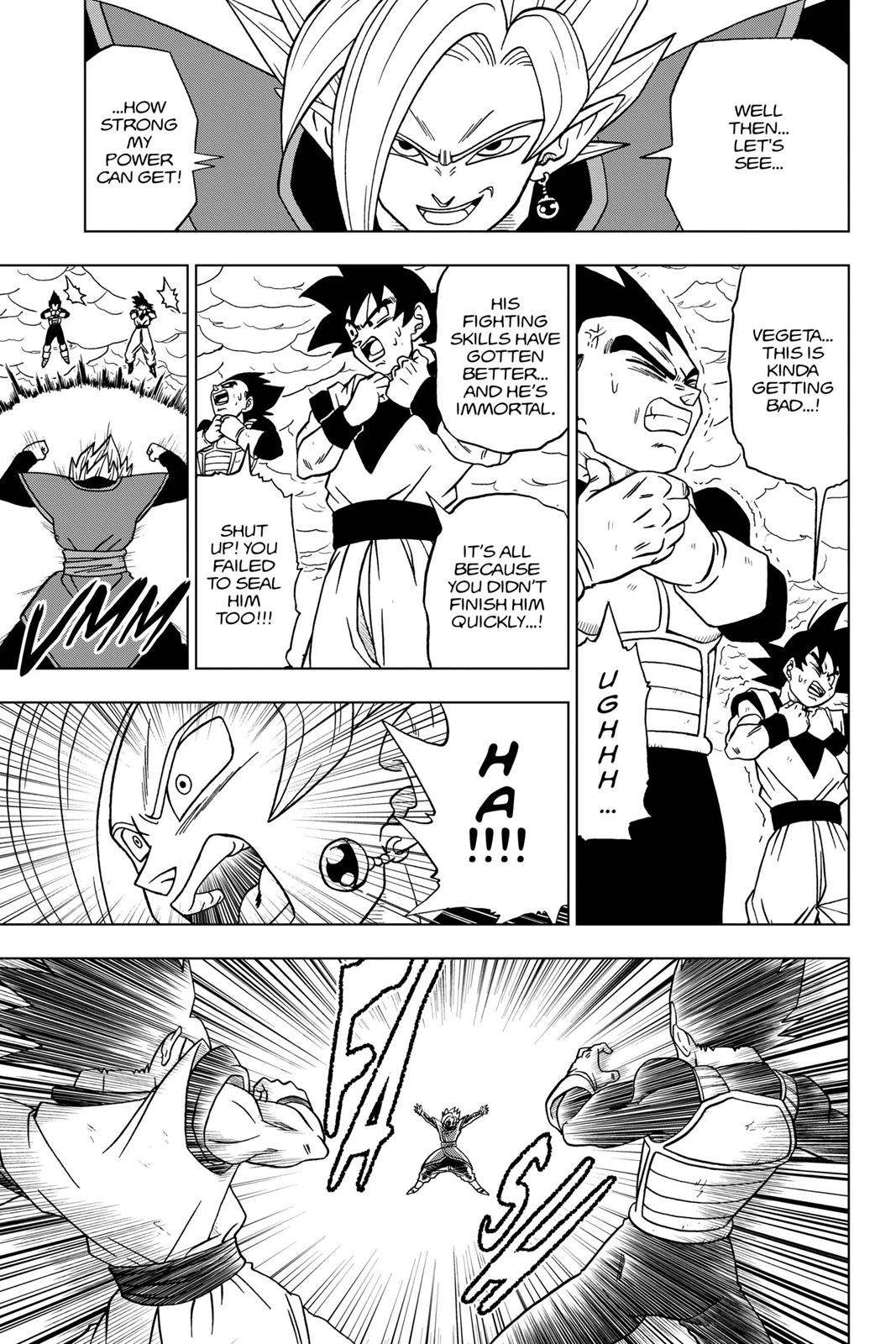 Dragon Ball Super Chapter 23 Page 13