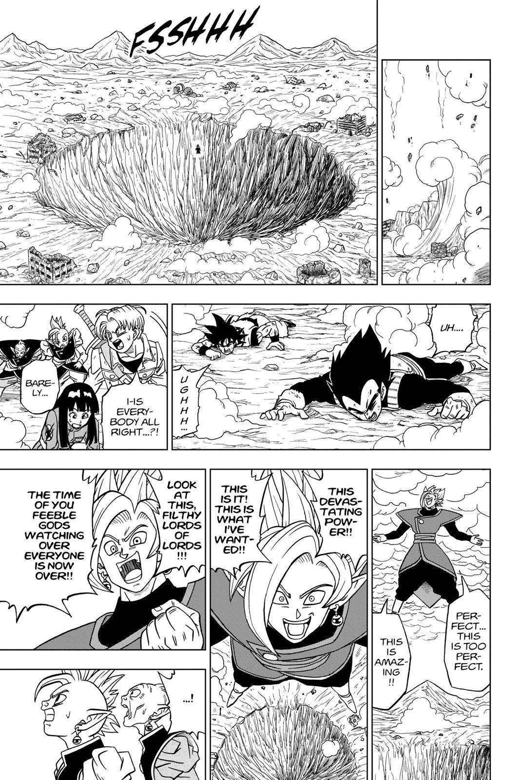 Dragon Ball Super Chapter 23 Page 15