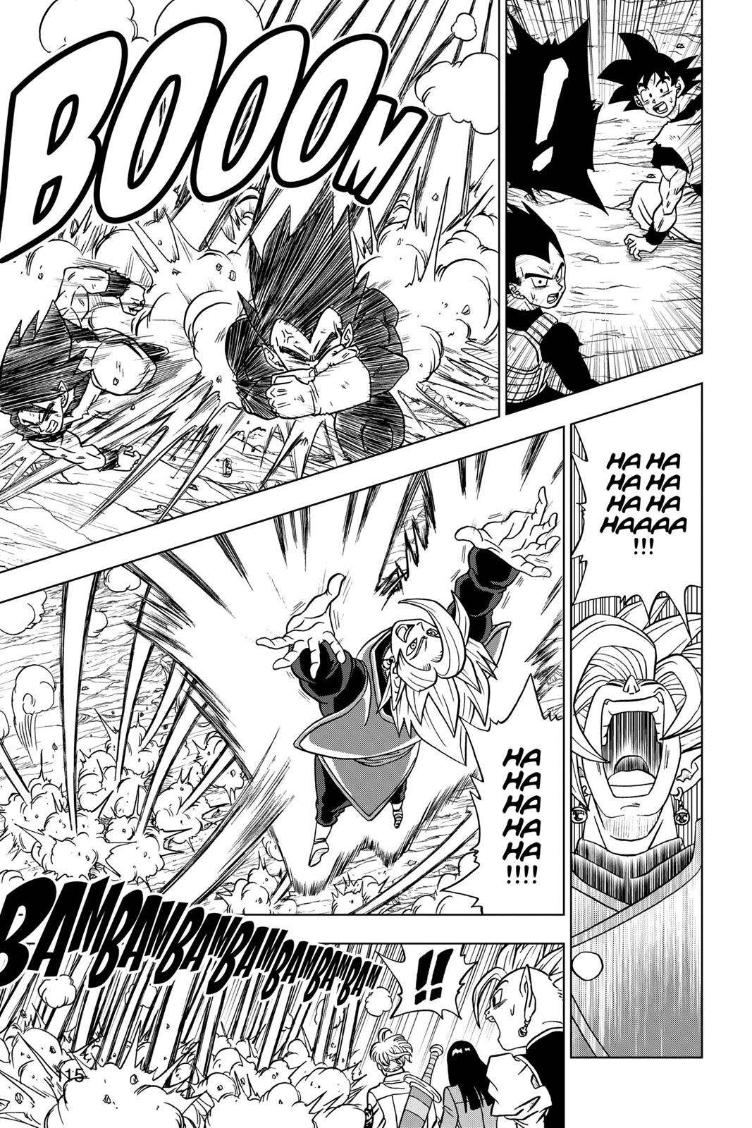 Dragon Ball Super Chapter 23 Page 17