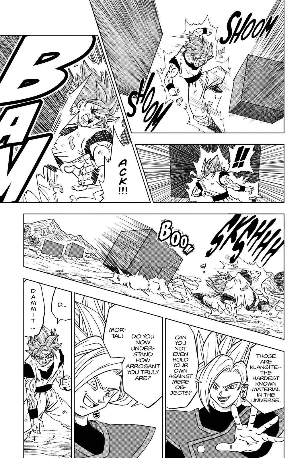 Dragon Ball Super Chapter 23 Page 25