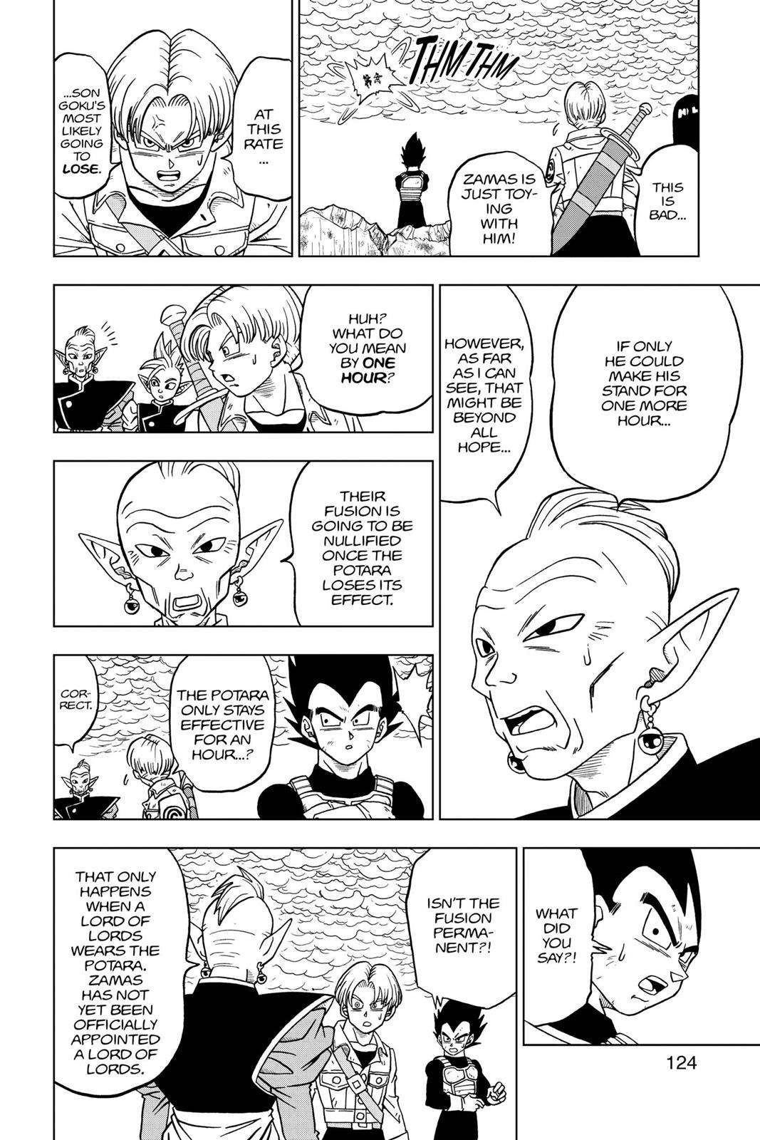 Dragon Ball Super Chapter 23 Page 26