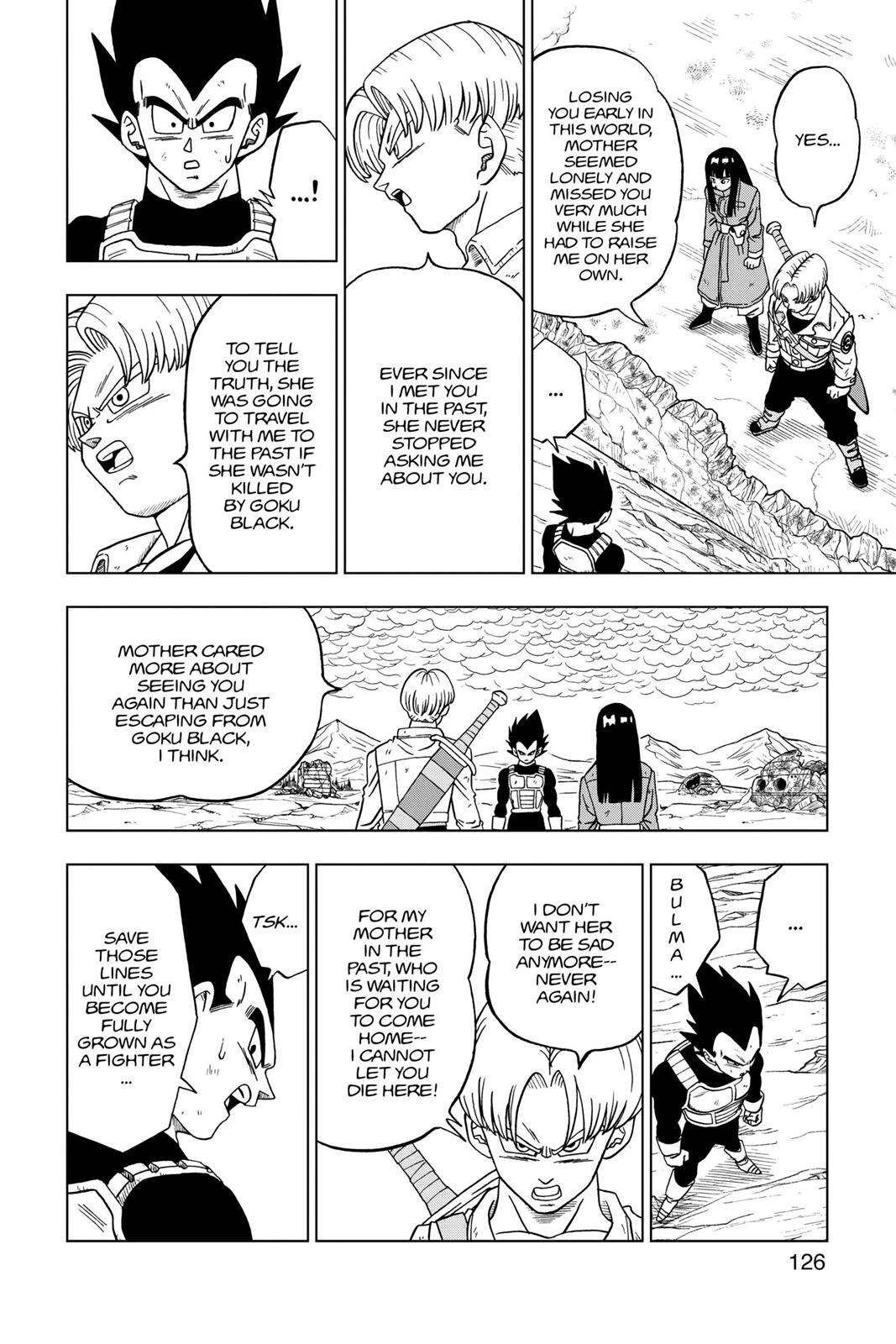 Dragon Ball Super Chapter 23 Page 28