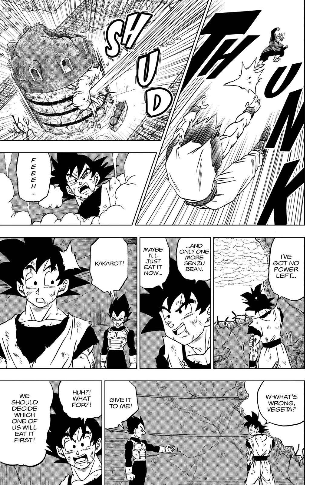 Dragon Ball Super Chapter 23 Page 29