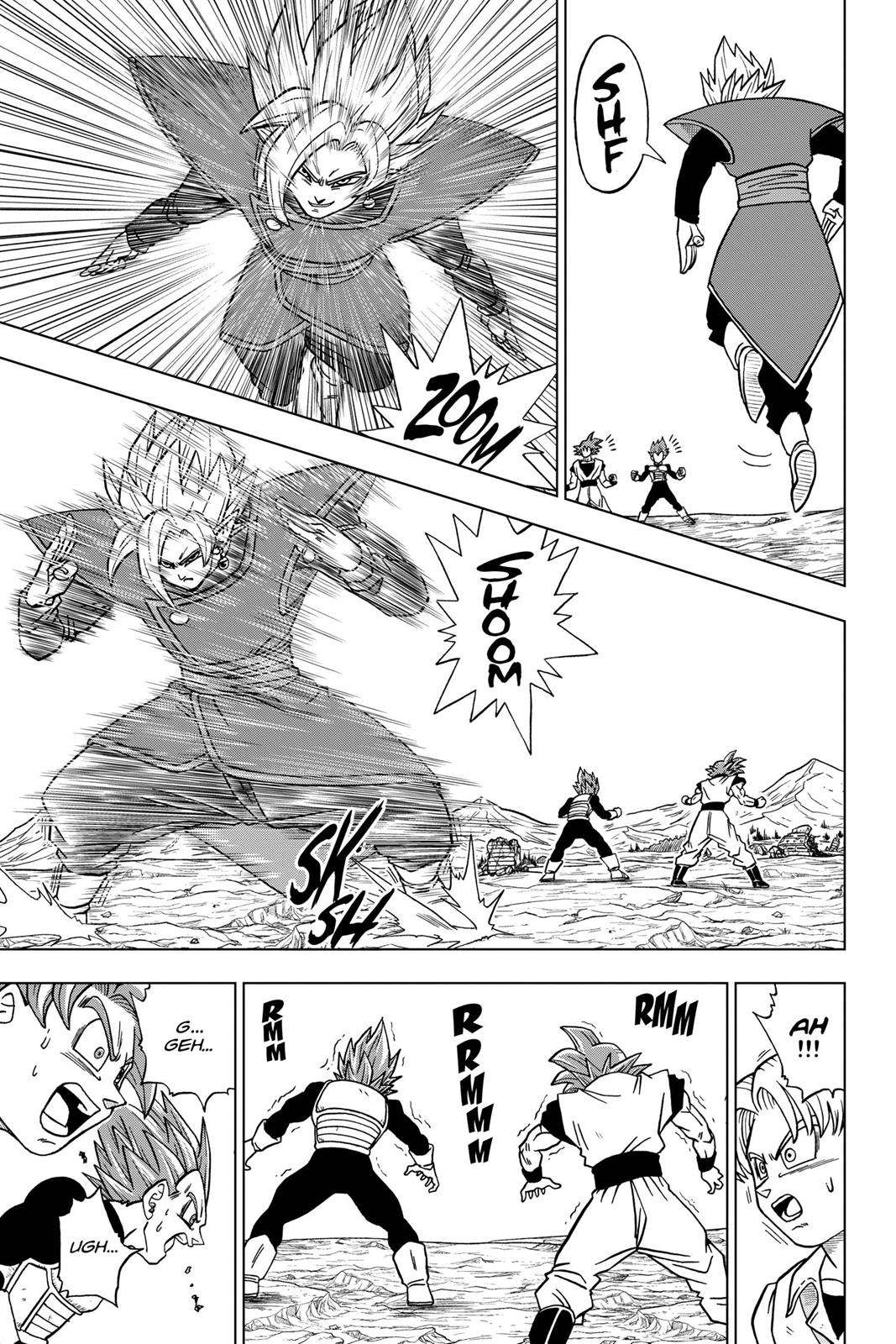 Dragon Ball Super Chapter 23 Page 3